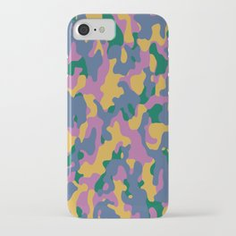 Camouflage #2 Autumn Color - Living Hell iPhone Case