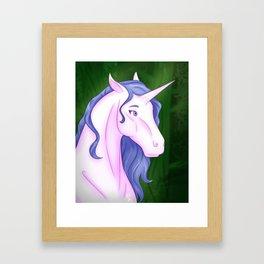 Glitter Framed Art Print