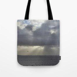 Storm Rays  Tote Bag