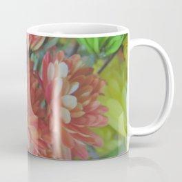 Fall Mum Bouquet Coffee Mug