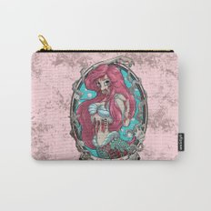 Zombie Little Mermaid Carry-All Pouch