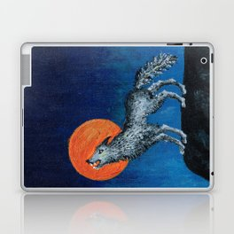Harvest Moon Wolf Laptop & iPad Skin