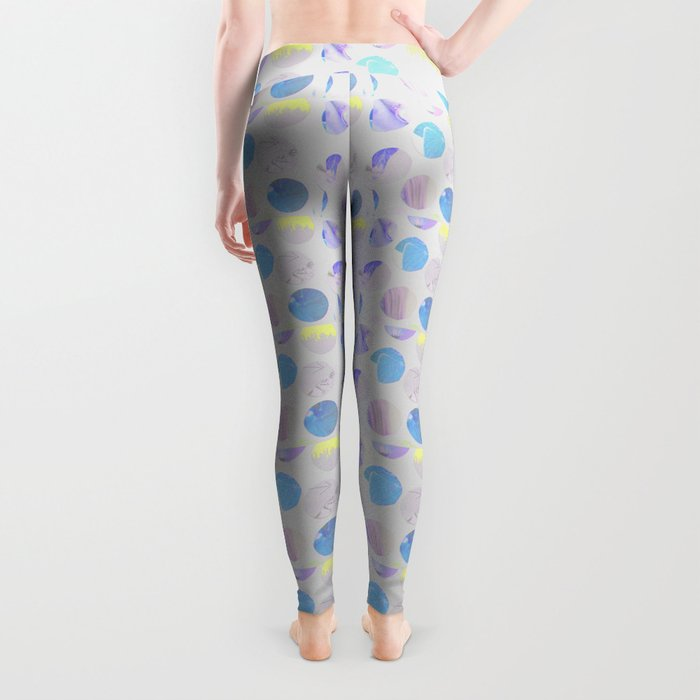 Dots Pattern - JUSTART © Leggings
