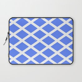 abstraction from the flag of scotland. Laptop Sleeve