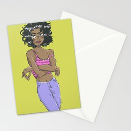 COOL GRL Stationery Cards