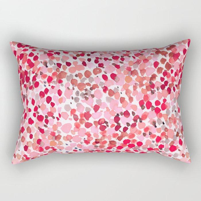 Lighthearted Sweetheart Rectangular Pillow