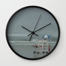 Active Duty Wall Clock