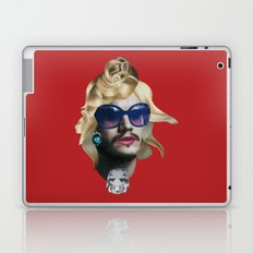 Emile Hirsch as a natural blonde Laptop & iPad Skin