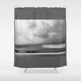 Wrightsville Beach: Summer Storm Shower Curtain