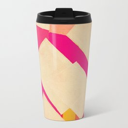 A Crab on the Beach Travel Mug