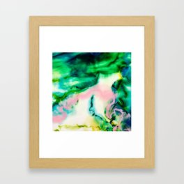 Bonam Lacus Framed Art Print