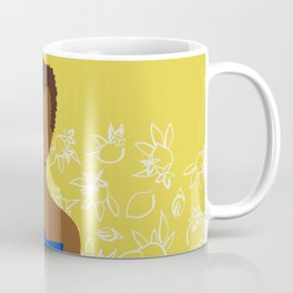 Cultivated and Zesty No 06 Coffee Mug