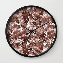 Abstract pattern.5 Wall Clock