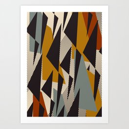 Abstract 4 Art Print