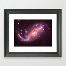 Your Own Galaxy Framed Art Print