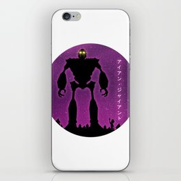 The Iron Giant iPhone Skin