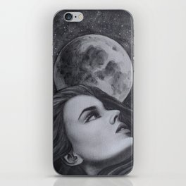 And Then Angels Will Return To Earth iPhone Skin