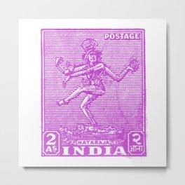Nataraja Metal Print
