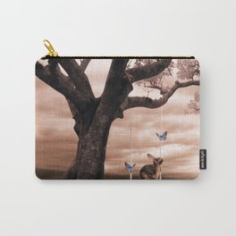 Woodland swing Carry-All Pouch