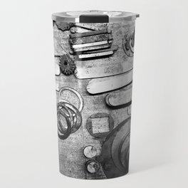 Junk Yard Finds Travel Mug