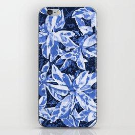 Aloha Blue iPhone Skin