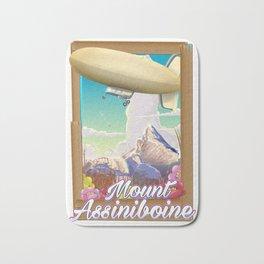 Mount Assiniboine Bath Mat