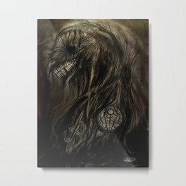 Sentil Holoda Metal Print