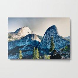 Yosemite Liberty Cap, Mt Broderick Metal Print