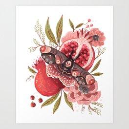 Moth Wings II Kunstdrucke