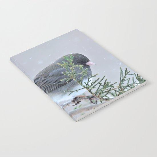 Reverie (Dark-eyed Junco) Notebook
