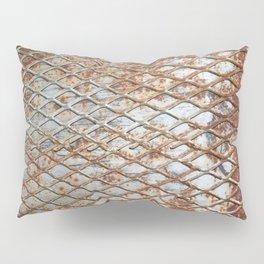 Rusty Grate Pillow Sham