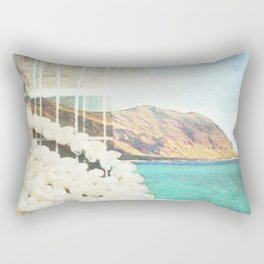 Aloha Island of Ni'ihau Rectangular Pillow