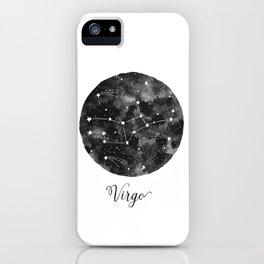 Virgo Constellation iPhone Case