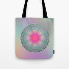 Mandala of Eternal Youth Tote Bag