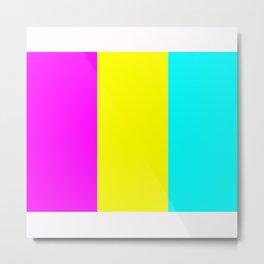colours Metal Print