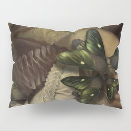 No Angels (Meat is Murder) Pillow Sham