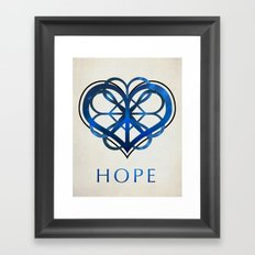 Hope Framed Art Print