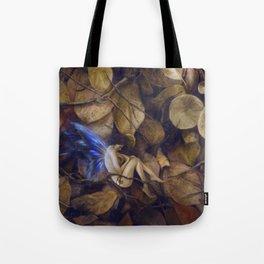 Autumn Slumber Tote Bag
