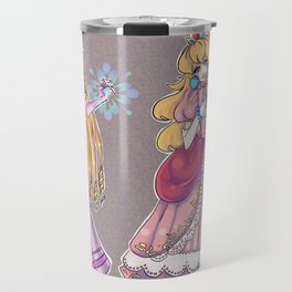 Princess Smash Travel Mug