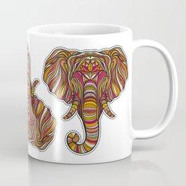 Ethnic elephant Coffee Mug