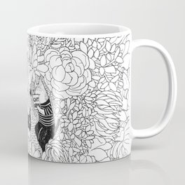 Quiet Family Time Coffee Mug
