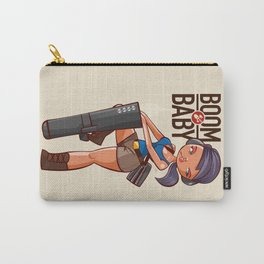 Boom Beach Fan Art - Zooka Carry-All Pouch