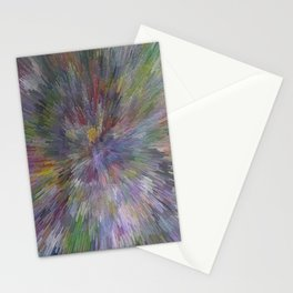 Abstract 501 Stationery Cards