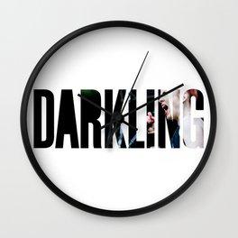 Garbage - 'Darkling' Wall Clock