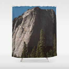 El Capitan IV Shower Curtain