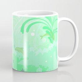 Dolphins Swimming Coffee Mug