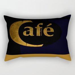 Stockholm 14 - Café gold (limited edition 30/30) Rectangular Pillow