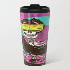 Virtual Dead Reality Metal Travel Mug