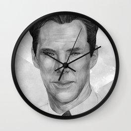 Cumberbatch Wall Clock