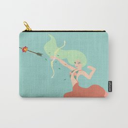Sagittarius - Nature Carry-All Pouch
